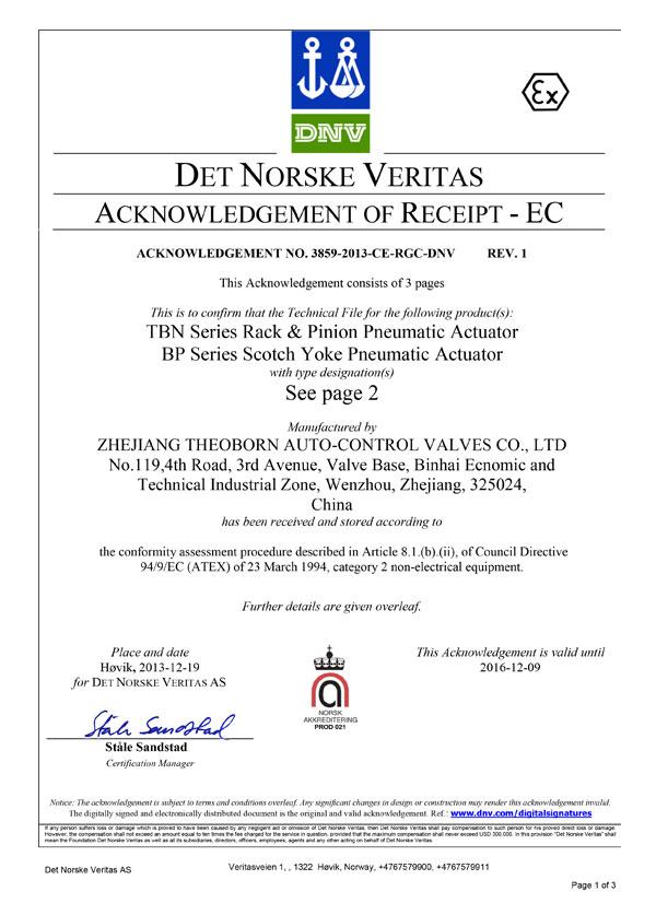 ATEX-Certification-for-TBN-rack&pinion-and-BP-scotch-yoke-actuator1